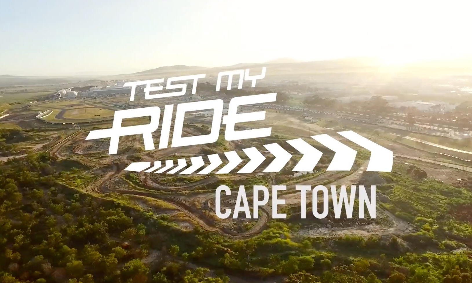 Test My Ride - Cape Town